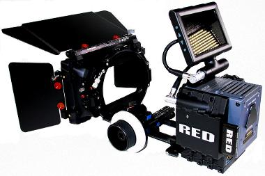 RED Scarlet Studio Package - Canon Mount
