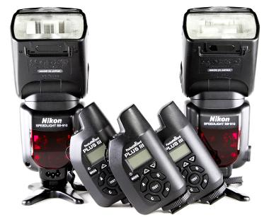 Off Camera Flash Kit - Nikon
