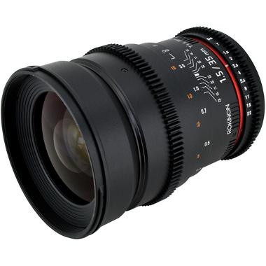 Rokinon 35mm T1.5 Cine Lens for Canon