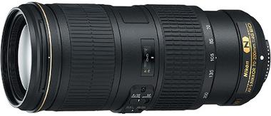 Nikon AF-S 70-200mm f/4G ED VR