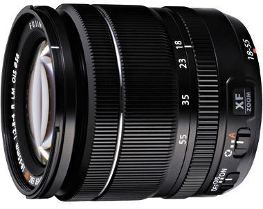 Fuji XF 18-55mm f/2.8-4 R OIS Zoom Lens