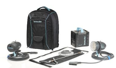 Broncolor 1200W/s Senso Kit 22 (2 Head Kit)