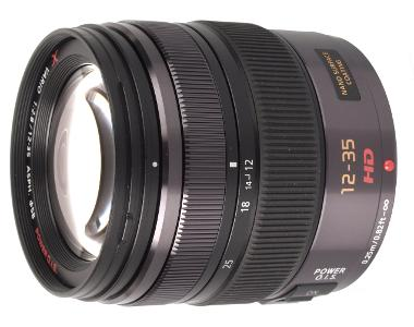 Panasonic Lumix G X Vario 12-35mm f/2.8 Asph. Lens for Micro 4/3 
