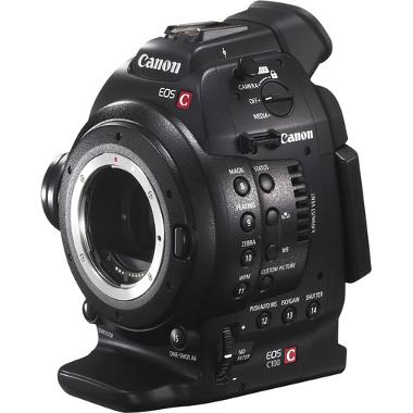 Canon EOS C100 EF Cinema Camcorder 