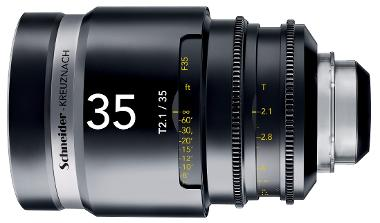 Schneider Cine-Xenar III 35mm/T2.1 (EF Mount)