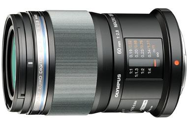 Olympus M.ZUIKO DIGITAL ED 60mm f/2.8 Macro Lens for Micro 4/3 Cameras