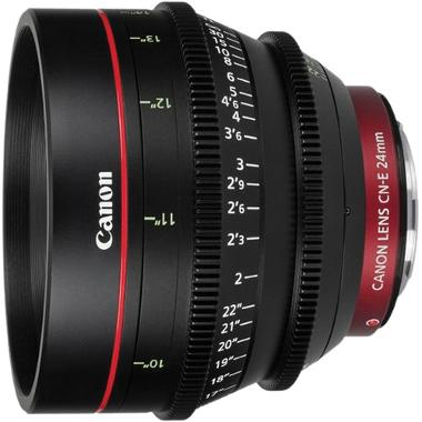 Canon CN-E 24mm T1.5 L F Cine Lens