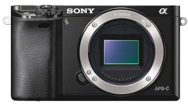 Sony A6000 Mirrorless Digital Camera