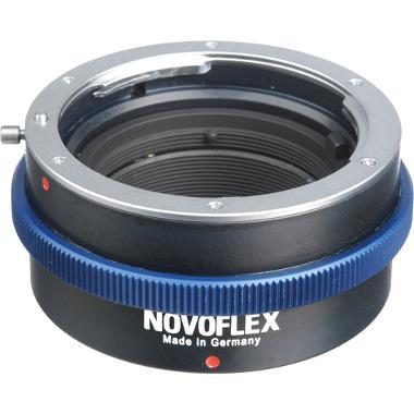Novoflex Nikon to Micro Four Thirds Lens Adapter 