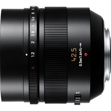 Panasonic Leica Nocticron 42.5mm f/1.2 OIS Lens