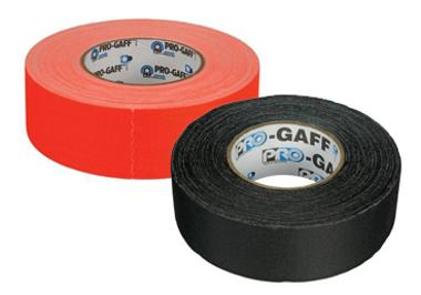 "General Brand Pro-Gaffer Vinyl Tape - 2"" x 50 Yards"