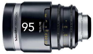 Schneider Cine-Xenar III 95mm/T2.0 (EF Mount)
