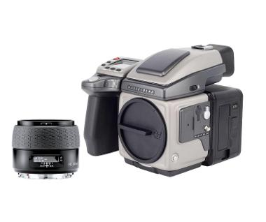 Hasselblad H4X with 80MP IQ280 Digital Back and 80mm f/2.8 HC Lens