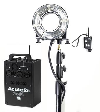 Profoto D4 Ringlight Kit