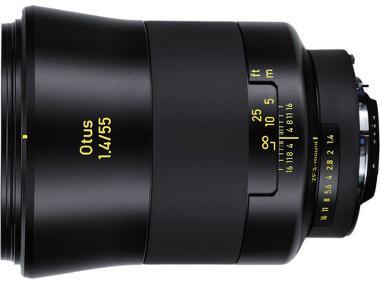 Zeiss 55mm f/1.4 Otus Distagon T* Lens for Nikon