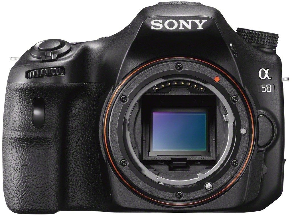 Image for product Sony-Alpha-SLT-A58-Digital-SLR