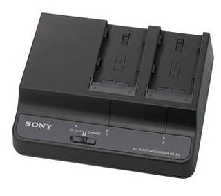 Image for product Sony-BCU2-Battery-Charger