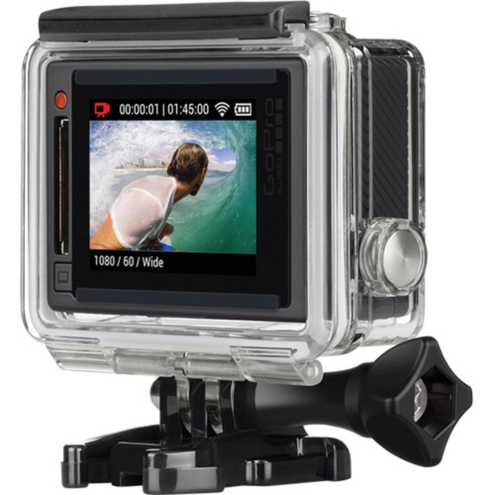 gopro hero4 silver edition camera. Black Bedroom Furniture Sets. Home Design Ideas