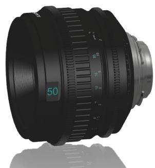 Sony Prime 50mm T2.0 PL Lens