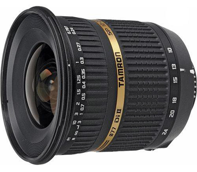 Tamron 10-24mm f/3.5-4.5 DI-II LD for Canon