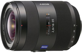 Sony 16-35mm f/2.8 ZA Zeiss T*