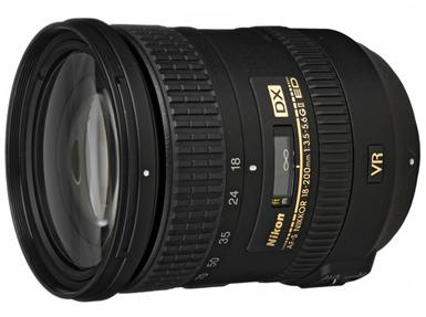Nikon 18-200mm AF-S f/3.5-5.6G DX VR II