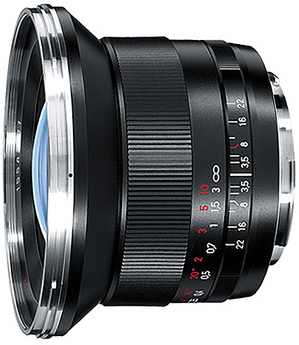 Zeiss 18mm f/3.5 Distagon T* ZE for Canon