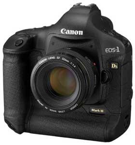 Canon EOS 1Ds Mark III Digital SLR
