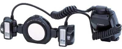 Canon MT-24EX Macro Twin Ringlite Flash