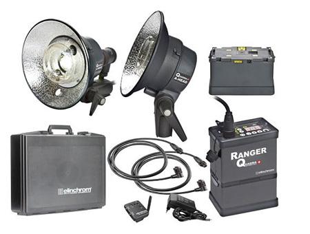 Elinchrom 400W/s Ranger Quadra A Kit