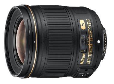 Nikon 28mm f/1.8G AF-S