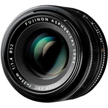 Fuji XF 35mm f/1.4 R Lens