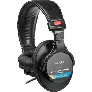 Sony MDR-7506 Professional Monitor Headphones