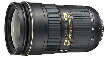 Nikon 24-70mm f/2.8G AF-S ED