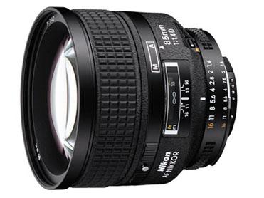 Nikon 85mm f/1.4D AF IF
