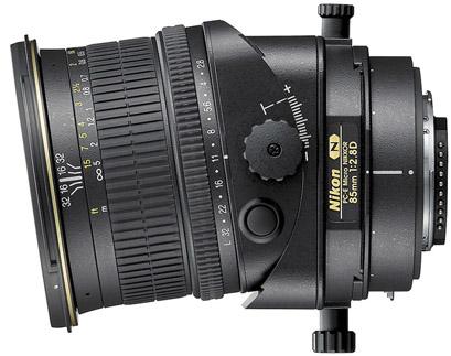 Nikon 85mm f/2.8D PC-E Tilt-Shift