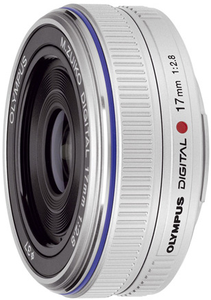 Olympus 17mm f2.8 Lens for Micro 4/3