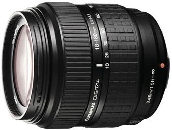 Olympus 18-180mm f/3.5-6.3 ED Zoom