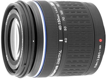 Olympus 40-150mm f/4-5.6 Zuiko ED Zoom Lens