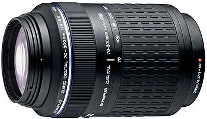 Olympus 70-300mm f/4-5.6 ED Zoom Lens