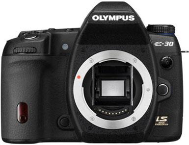 Olympus E-30 Digital SLR