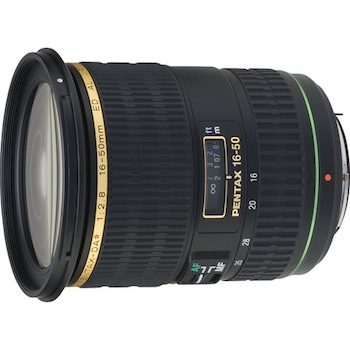 Pentax 16-50mm f/2.8 ED AL (IF) Zoom Super Wide Angle SMCP-DA
