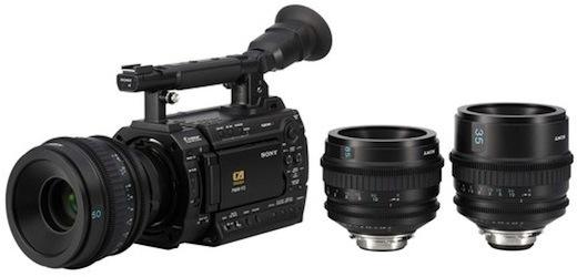 Sony F3K Lens Package