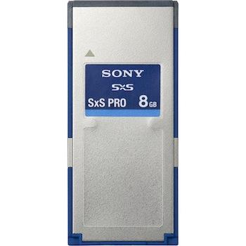 Sony SxS 8GB Memory Card