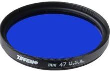 77mm Blue Intensifier Filter