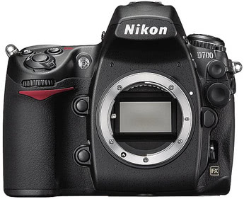 Nikon D700 Digital SLR Camera