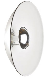"Elinchrom 17"" Minisoft Reflector Beauty Dish"