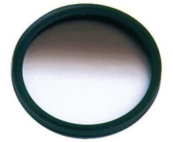 Graduated Neutral Density 4x 77mm Filter