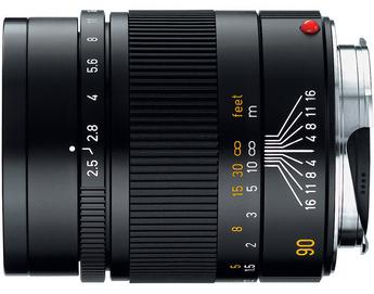Leica 90mm Summarit-M f/2.5