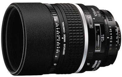 Nikon 105mm f/2D AF DC